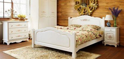 Спальня «Бель Флер»