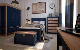 Спальня Жюль Верн