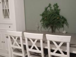 Стол,стулья,витрина Форест