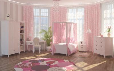 Детская комната Сиело #4