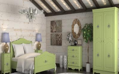 Спальня Бель Флер #2