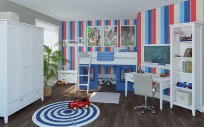 Детская комната Сиело #3