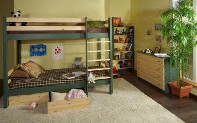 Детская комната Классик #4