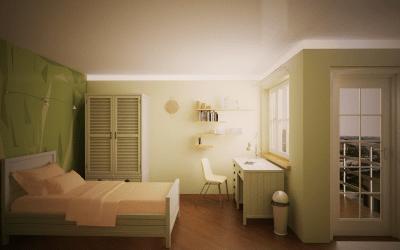 Детская комната WoodCorner #1