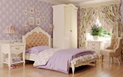 Детская комната Romantic #1