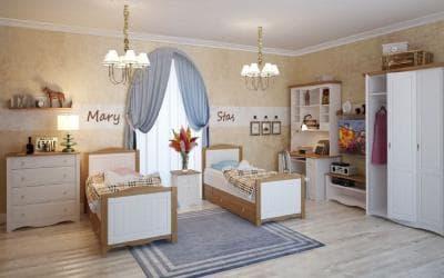 Детская комната Милано #1