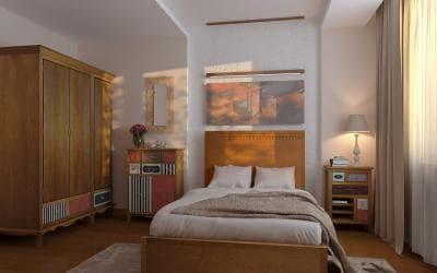 Спальня Gouache #1