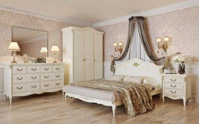 Спальня Romantic Gold #1