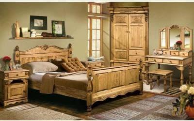 Спальня Викинг #1