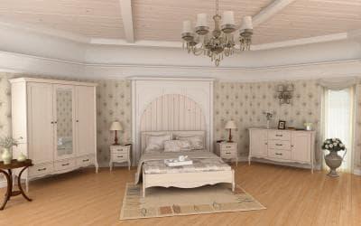 Спальня Лебо #2