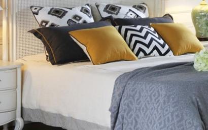Спальня Noir & Blanc
