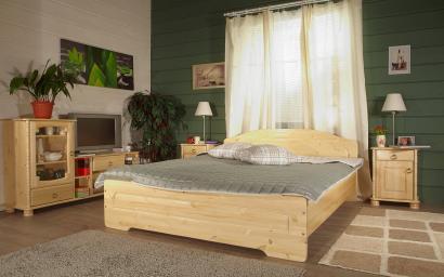 Кровати Тимберика