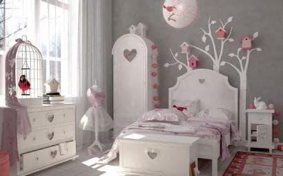 Детская комната Аделина