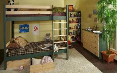 Детская комната Классик