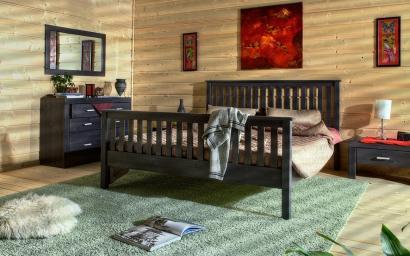 Коллекция кроватей Рина и Тора