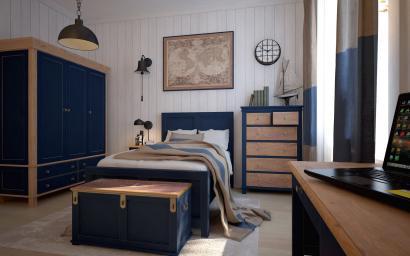 Спальня Jules Verne