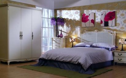 Спальня White Rose