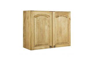 Шкаф настенный с 2 дверками Викинг GL 90 №23