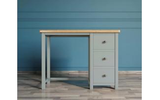 Малый рабочий стол Jules Verne серый