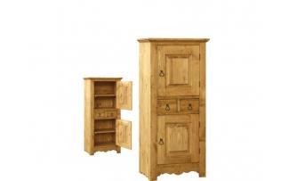 Шкаф для посуды ОМД РР с полными дверями