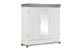 Шкаф Хельсинки 3 SP (серый)
