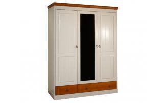 Шкаф 3 створчатый Дания-1