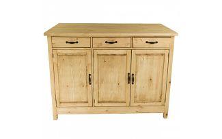 Шкаф-стол Островок CH-BAR 3P+3T (3 двери, 3 ящика) Шампань