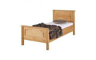 Кровать Рауна 90x200 (бейц-масло)