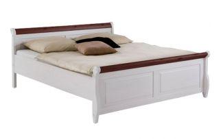 Кровать Мальта без ящиков 160х200 (колониал)