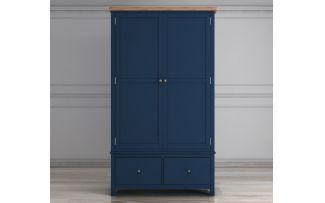 Шкаф двухстворчатый Jules Verne с ящиками