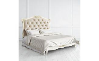 Кровать с мягким изголовьем 160х200 Atelier Gold