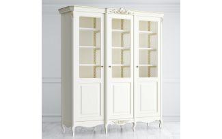 Библиотека 3 двери Atelier Gold