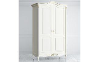 Шкаф 2 двери широкий Romantic Gold