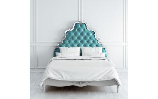 Кровать с мягким изголовьем 160x200 Atelier Home