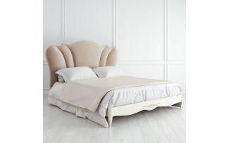 Кровать Romantic Gold с мягким изголовьем 160*200 6я модель