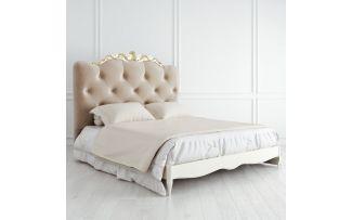 Кровать Romantic Gold с мягким изголовьем 160*200 5я модель