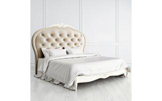 Кровать с мягким изголовьем 160х200 Romantic