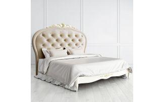 Кровать Romantic Gold с мягким изголовьем 180*200 4я модель