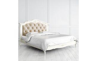 Кровать Romantic с мягким изголовьем 180*200
