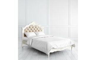 Кровать с мягким изголовьем 120х200 Romantic