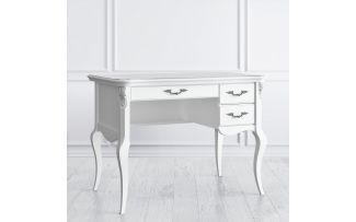 Кабинетный стол пристенный Silvery Rome (R)