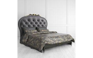 Кровать Nocturne с мягким изголовьем 160*200 золото