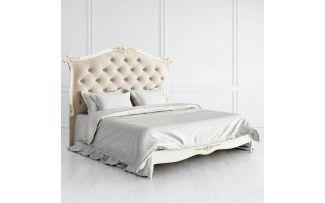 Кровать с мягким изголовьем 180х200 Atelier Gold