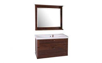 Мебель для ванной Прато 100 Антикварный орех