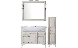 Комплект мебели для ванной Верона 105