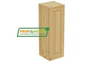 Шкаф настенный 1 дверь 30х90 филенка Profi&Hobby