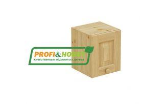 Шкаф настенный 1 дверь 30х36 филенка Profi&Hobby