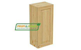 Шкаф настенный 1 дверь 40х90 филенка Profi&Hobby