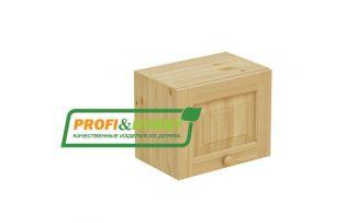 Шкаф настенный 1 дверь 45х36 филенка Profi&Hobby