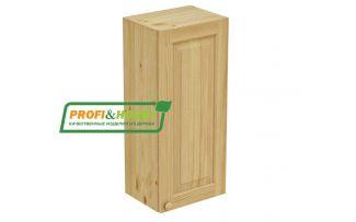 Шкаф настенный 1 дверь 45х90 филенка Profi&Hobby